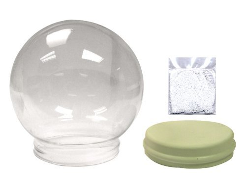National Artcraft Water Globe for Do-It Yourselfers Measures 6