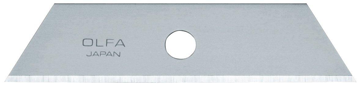 OLFA 9613 SKB-2/10B Trapezoid Blade, 10-Pack