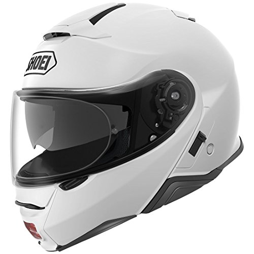Shoei Neotec II Flip-Up Motorcycle Helmet White X-Large (Additional Size and Colors) -  Shoei Helmets, 0116-0109-07-MOT