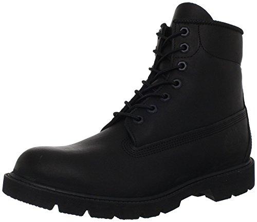 Timberland Mens Six-Inch Basic Boot, Negro, 47.5 D(M) EU/12.5 D(M) UK