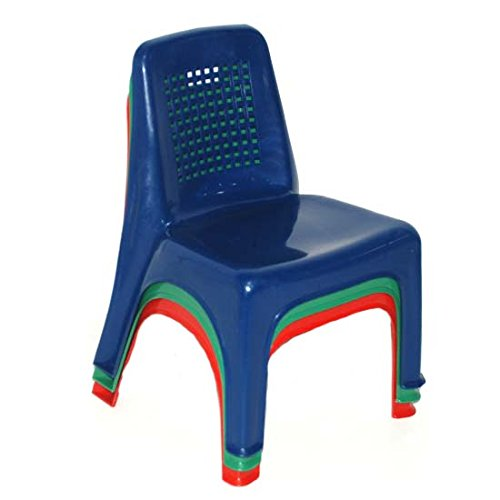 Childrens Chair Asst Colors, Case of 24