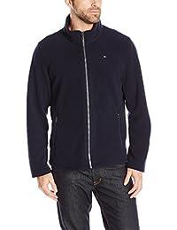 Tommy Hilfiger Men's Classic Zip Front Fleece Jacket