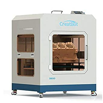 Impresora 3D industrial de alta temperatura CreatBot D600 ...