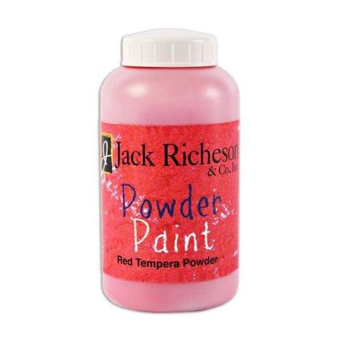 jack-richeson-tempera-paint-powder-red-1-lb