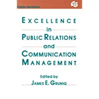 Excellence in Public Relations and Communication Management