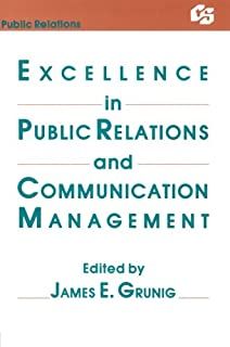 Excellent public relations and effective organizations a study of excellence in public relations and communication management routledge communication series fandeluxe Choice Image