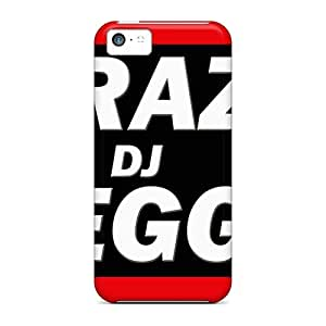 New Snap-on Charming YaYa Skin Case Cover Compatible With Iphone 5c- Djkrazyleggz