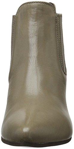 Marc Cain Fb Sb.06 L38, Zapatillas de Estar por Casa para Mujer Gris