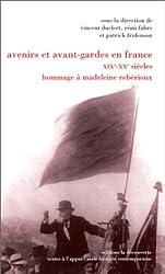 Avenirs et avants-gardes en France, XIXe-XXe siècles