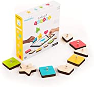 Marbotic Smart Shapes - The First Multiplayer Game for iPad to Teach Kids Cooperation and Communication and Fo