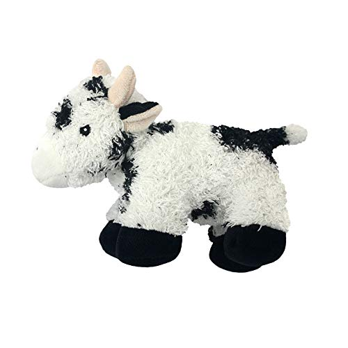 Multipet Look Who's Talking Cow Dog Toy
