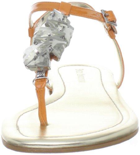 Enzo Angiolini Vrouwen Tootsy Sandaal Oranje Patent