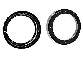 Lautsprecher Einbauset Ringe für Hyundai i30 ab 10//2011 165mm