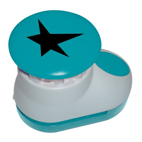 Funky Borders - Border Punch System Border Punches, Holiday Funky Star