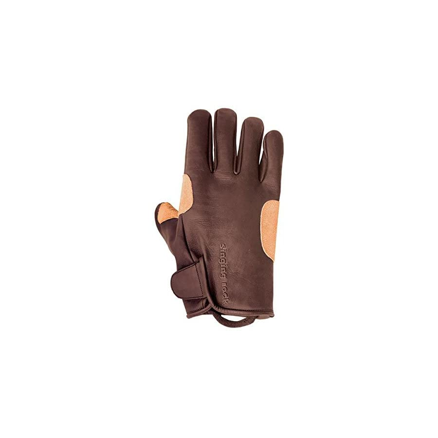 Singing Rock Grippy Leather Glove