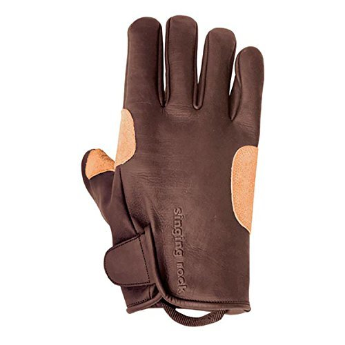 Singing Rock Grippy Leather Glove