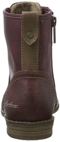 Mustang Women's 1157-550-55 Boots Red (Bordeaux 55) 6SnmX