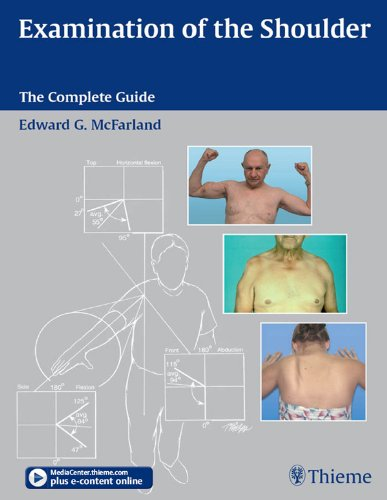 Examination of the Shoulder The Complete Guide (1st 2006) [McFarland]