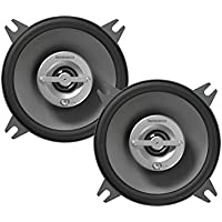 Infinity REF4002CFX Coaxial Car Audio Speaker (4 2-Way Reference X Series)