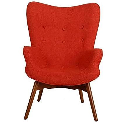 Strange Amazon Com Hebel Anders Mid Century Accent Chair Model Uwap Interior Chair Design Uwaporg