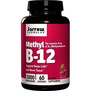 Jarrow Formulas Methyl B12 1