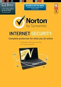Norton Internet Security 2014 - 1 User / 3 Licenses [Download] [Old Version]