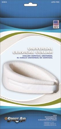 Scott Specialties Sport-Aid Cervical Collar - SA4518 NAT UNEA - 1 Each / Each