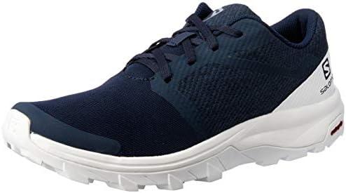 Men's Outbound Hiking Shoes, Navy Blazer/White/White, 9.5