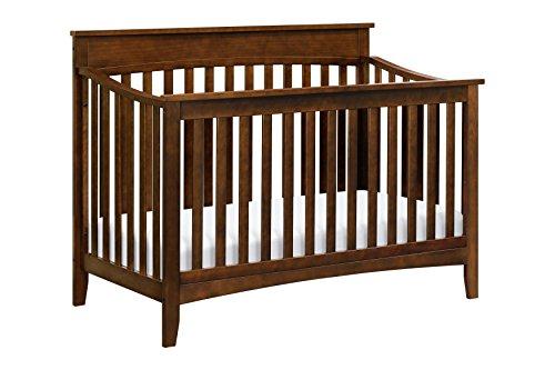 DaVinci Grove 4-in-1 Convertible Crib in Espresso Finish (Da Vinci Kalani Convertible Crib)
