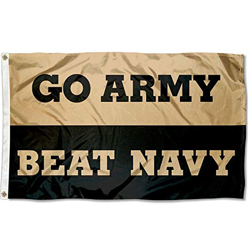 (Go Army Beat Navy Football Banner Flag)