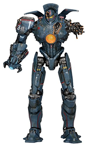 "NECA Pacific Rim Series 5 Anchorage Attack Gipsy Danger 7"" D"