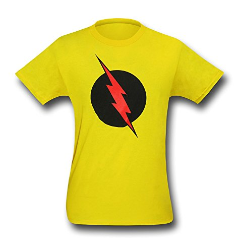 (Reverse Flash T-Shirt- Medium)