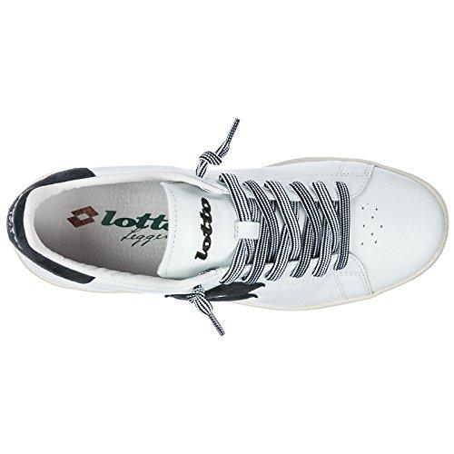 Scarpe Leather White Man Sneakers Lotto Autograph Leggenda Sneakers v8Xn58zO