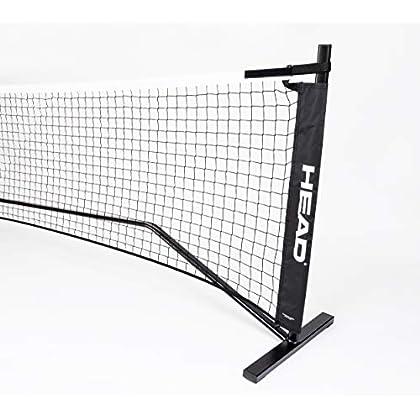 Image of Court Accessories HEAD QST 18 Foot Youth Tennis Net - 10 & Under Kids' Practice & Training Net