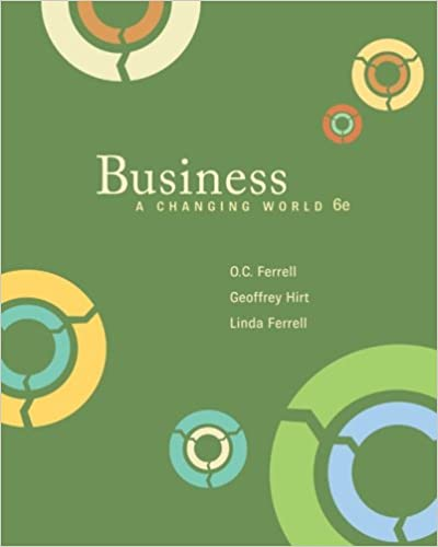 A Changing World Business