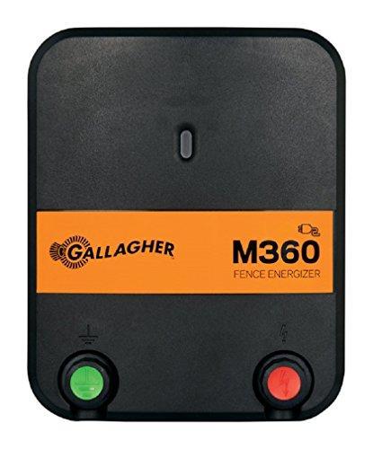 M360 Elec Energizer 55mi - Gallagher Fence Energizer