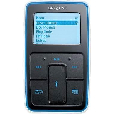 Creative Zen Micro 5 GB MP3 Player Black