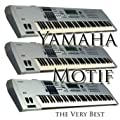 YAMAHA MOTIF - THE very Best of - 4.3GB HUGE Original Sound Library in 24bit WAVEs format on DVD by SoundLoad