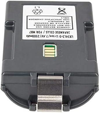 Honeywell 163467-0001 Battery Replacement 7.4v 2500mAH Li-Ion