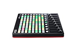 Akai Professional APC Mini | Compact Ableton Live controller with Ableton Live Lite Download (8x8 Backlit Clip-Launch Grid)