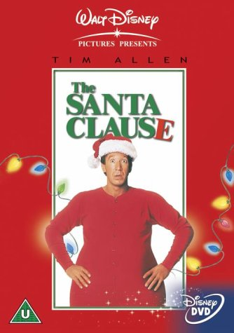 The Santa Clause [DVD] [1995]