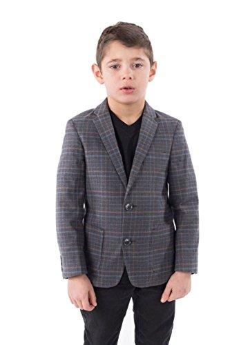 Grey School Blazer - 9