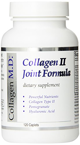 (Collagen MD Type II Joint Formula Capsules, 120 Count)