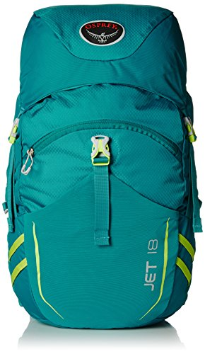 Deuter Fox - Osprey Youth Jet 18 Backpack, Real Teal, One Size