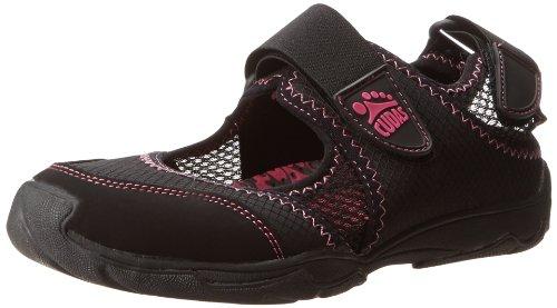 Cudas Womens Yancey Water Shoe Black