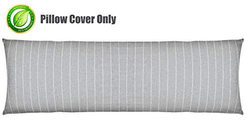KWLET Body Pillow Cover with Zipper Body Pillow Case Pillowcase 21