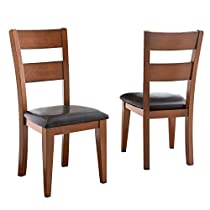 Steve Silver Company Mango Side Chair, Set of 2
