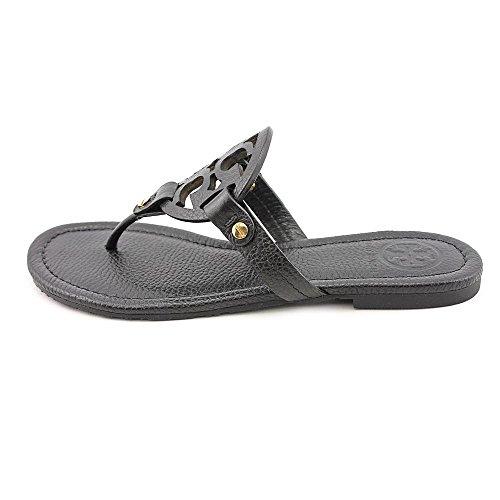 abba7aa53a28 hot sale 2017 Tory Burch Women s Miller Leather Sandal (7.5