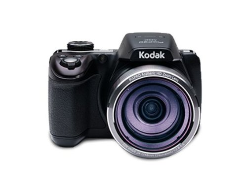 Kodak AZ521, 16MP Camera with 52x Optical Zoom, 3