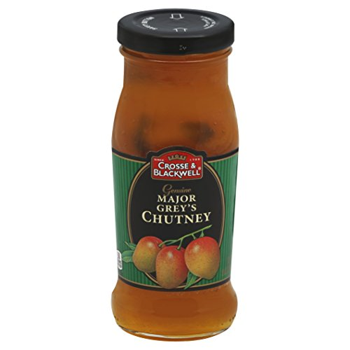 (Crosse & Blackwell Major Grey's Chutney, 9 Ounce )